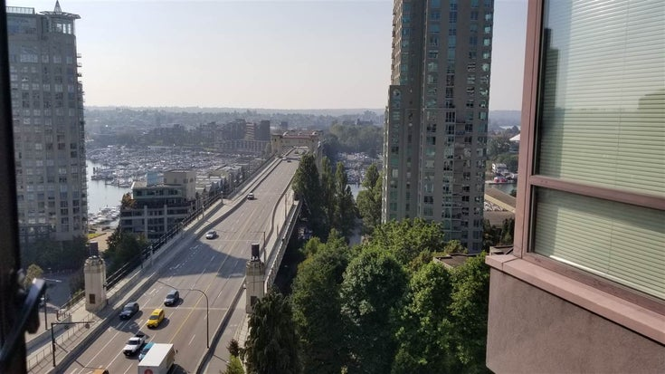 1401 1003 PACIFIC STREET - West End VW Apartment/Condo for sale, 2 Bedrooms (R2505972)
