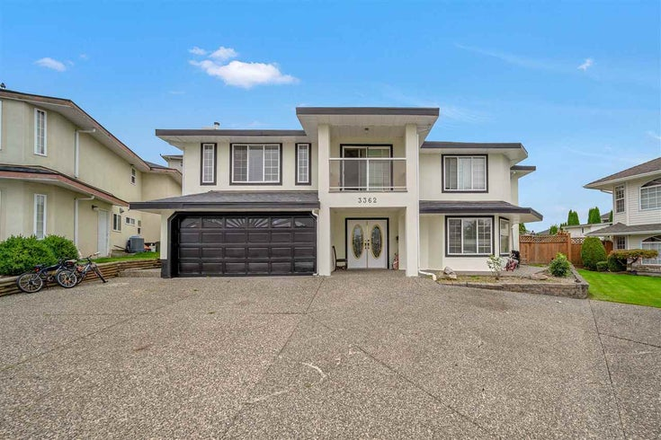 3362 GOLDFINCH PLACE - Abbotsford West House/Single Family for sale, 6 Bedrooms (R2505999)