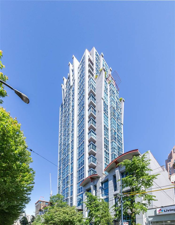 512 1238 SEYMOUR STREET - Downtown VW Apartment/Condo for sale, 1 Bedroom (R2506139)