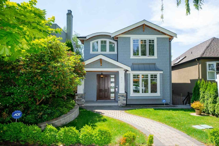 4214 W 14TH AVENUE - Point Grey House/Single Family for sale, 5 Bedrooms (R2506152)