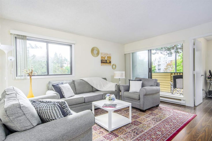 123 8700 ACKROYD ROAD - Brighouse Apartment/Condo for sale, 2 Bedrooms (R2506171)