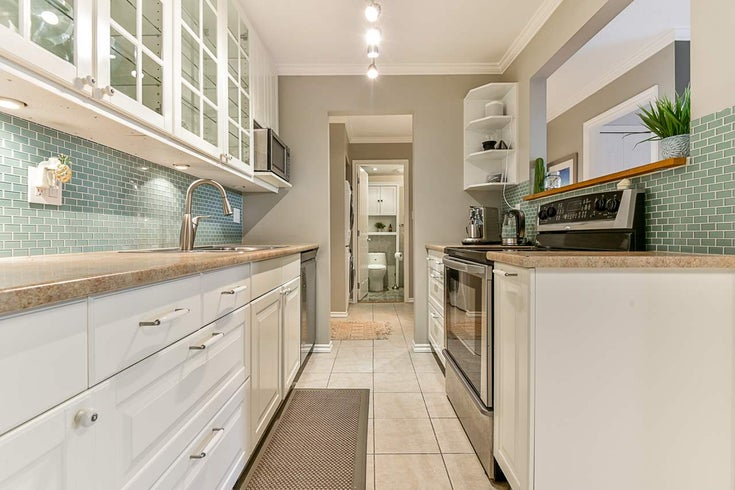 209 515 ELEVENTH STREET - Uptown NW Apartment/Condo for sale, 1 Bedroom (R2506233)