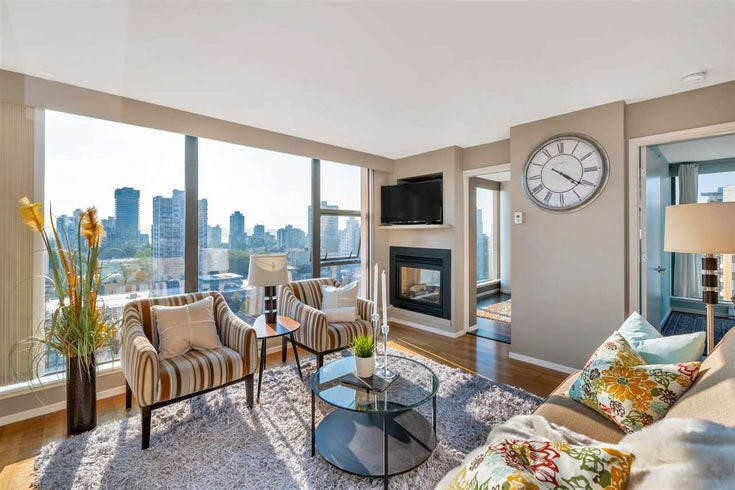 1602 1723 ALBERNI STREET - West End VW Apartment/Condo for sale, 2 Bedrooms (R2506310)