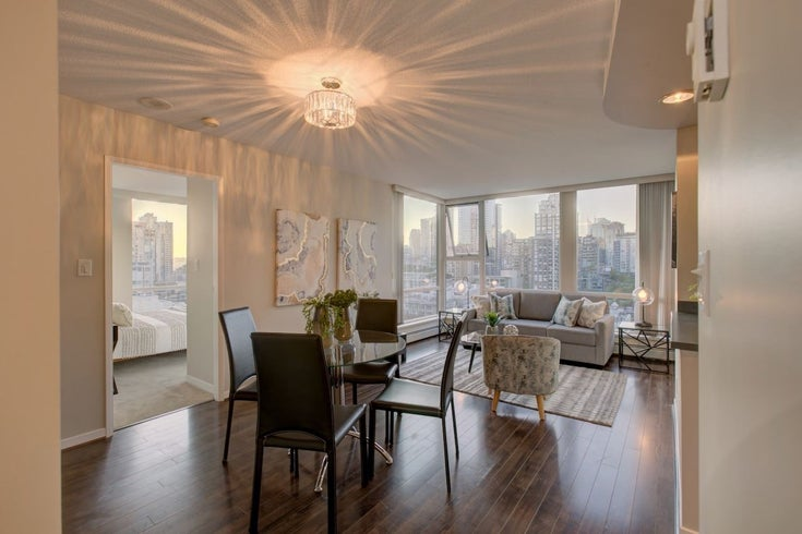 1909 1008 CAMBIE STREET - Yaletown Apartment/Condo for sale, 1 Bedroom (R2506340)