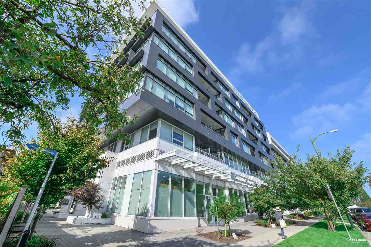 606 6383 CAMBIE STREET - Oakridge VW Apartment/Condo for sale, 1 Bedroom (R2506344)