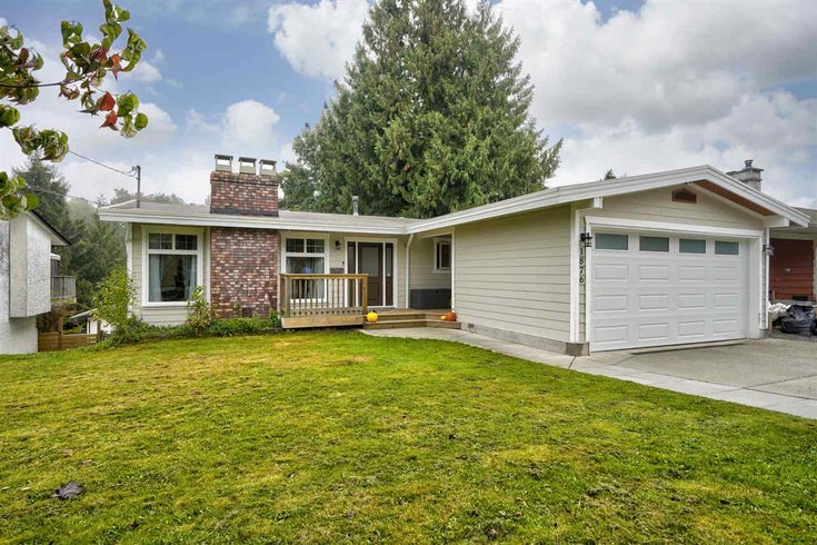 1876 DAHL CRESCENT - Central Abbotsford House/Single Family for sale, 4 Bedrooms (R2506349)