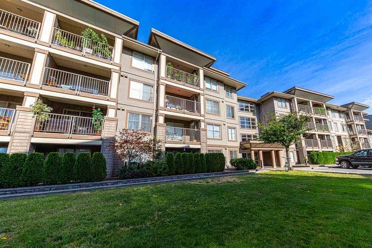 107 45559 YALE ROAD - Chilliwack W Young-Well Apartment/Condo for sale, 2 Bedrooms (R2506351)