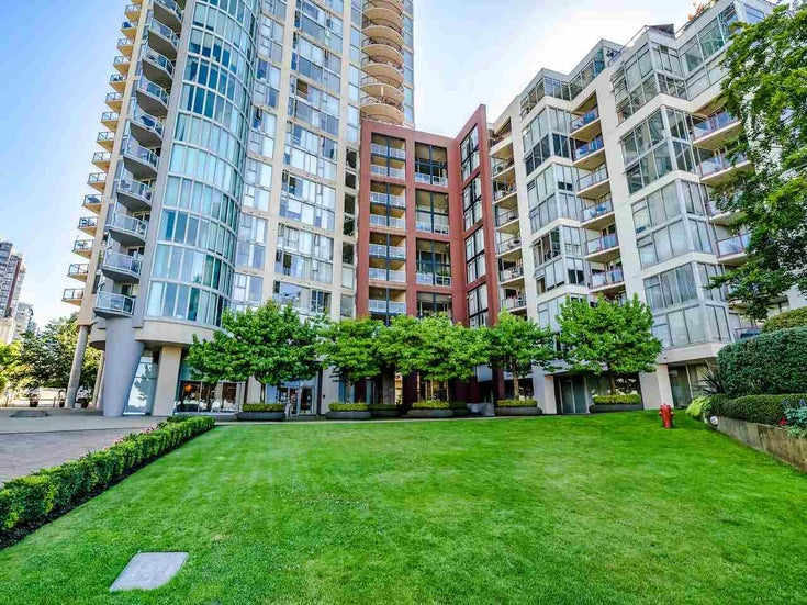 902 1000 BEACH AVENUE - Yaletown Apartment/Condo for sale, 2 Bedrooms (R2506379)