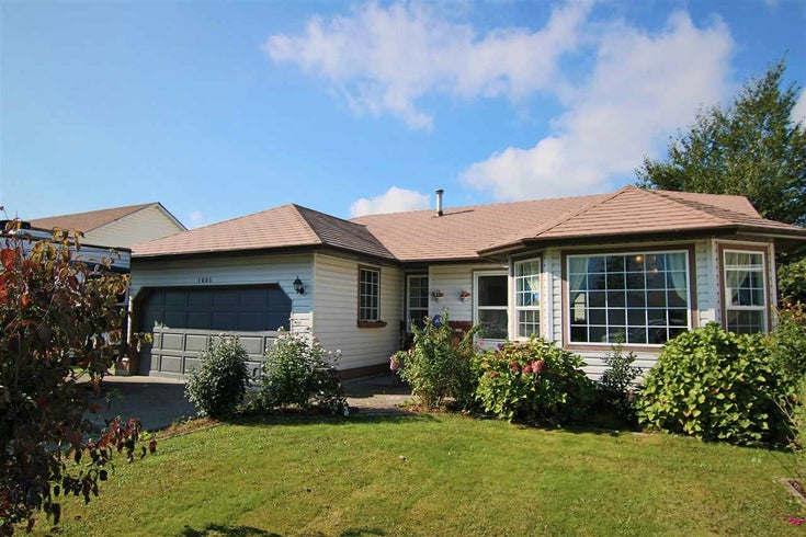 1605 MAPLE CRESCENT - Agassiz House/Single Family for sale, 3 Bedrooms (R2506422)
