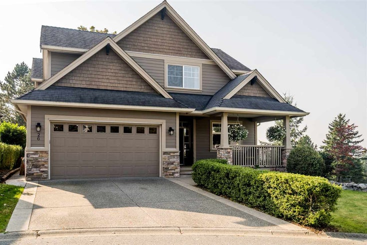 26 3800 GOLF COURSE DRIVE - Abbotsford East House/Single Family for sale, 5 Bedrooms (R2506464)