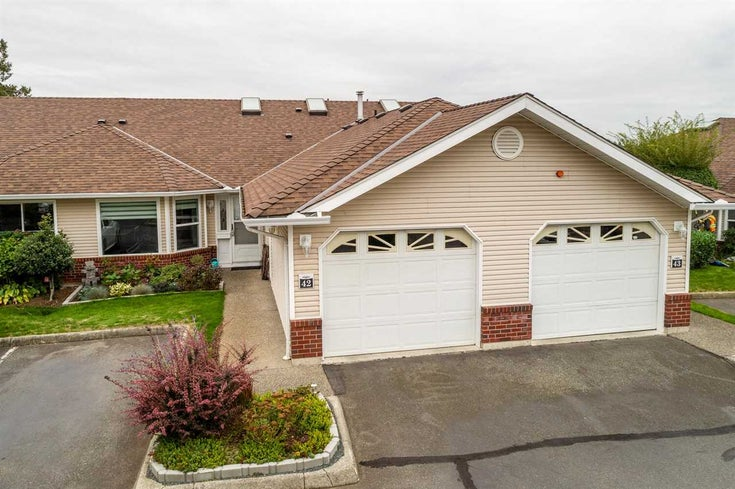 42 1973 WINFIELD DRIVE - Abbotsford East Townhouse for sale, 3 Bedrooms (R2506468)