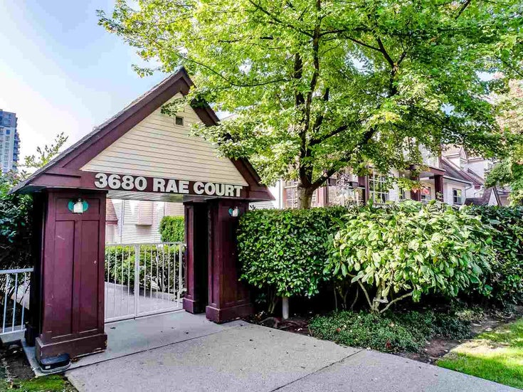 202 3680 RAE AVENUE - Collingwood VE Apartment/Condo for sale, 2 Bedrooms (R2506531)