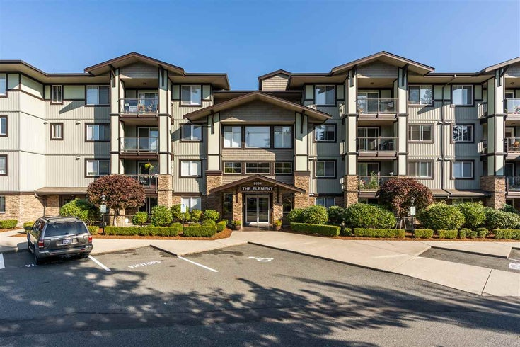 209 2038 SANDALWOOD CRESCENT - Central Abbotsford Apartment/Condo for sale, 1 Bedroom (R2506545)