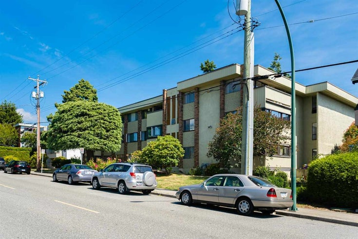 204 1320 FIR STREET - White Rock Apartment/Condo for sale, 2 Bedrooms (R2506555)
