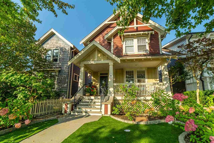 23009 JENNY LEWIS AVENUE - Fort Langley House/Single Family for sale, 4 Bedrooms (R2506566)