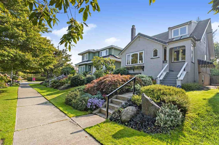 108 W 20TH AVENUE - Cambie House/Single Family for sale, 5 Bedrooms (R2506622)