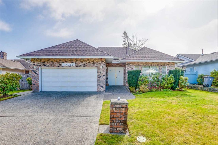 14056 20 AVENUE - Sunnyside Park Surrey House/Single Family for sale, 3 Bedrooms (R2506690)