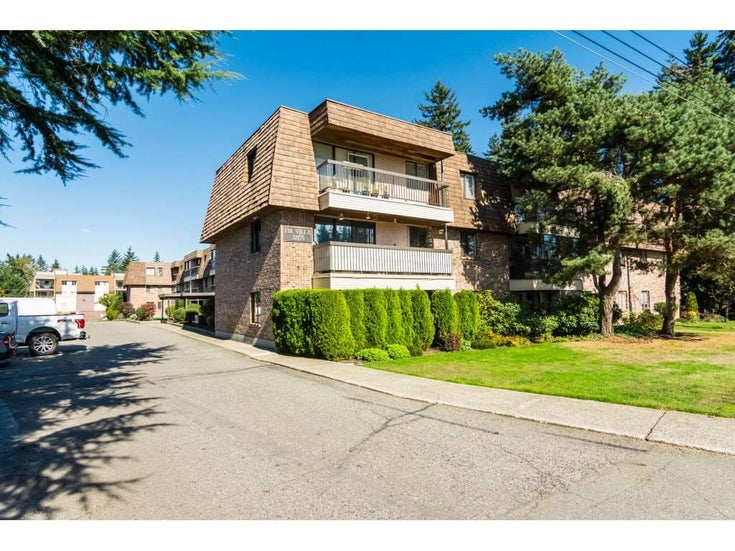 317 32175 OLD YALE ROAD - Abbotsford West Apartment/Condo for sale, 1 Bedroom (R2506792)