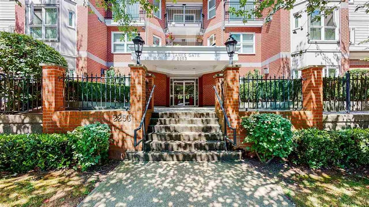 401 2253 WELCHER AVENUE - Central Pt Coquitlam Apartment/Condo for sale, 2 Bedrooms (R2506858)