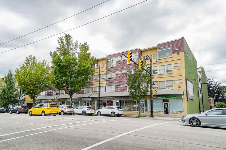 215 2238 KINGSWAY - Victoria VE Apartment/Condo for sale, 2 Bedrooms (R2506921)