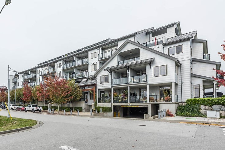 307 6233 LONDON ROAD - Steveston South Apartment/Condo for sale, 1 Bedroom (R2506940)