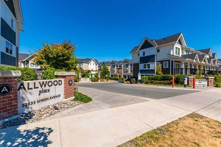 5 32633 SIMON AVENUE - Abbotsford West Townhouse for sale, 2 Bedrooms (R2506986)