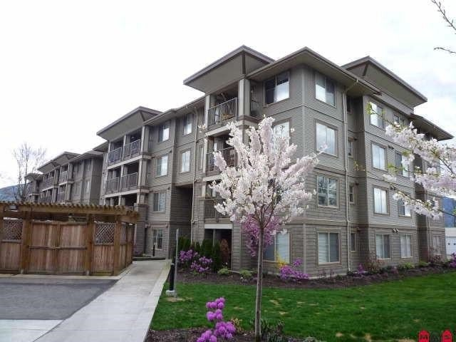 413 45555 YALE ROAD - Chilliwack W Young-Well Apartment/Condo for sale, 1 Bedroom (R2507015)