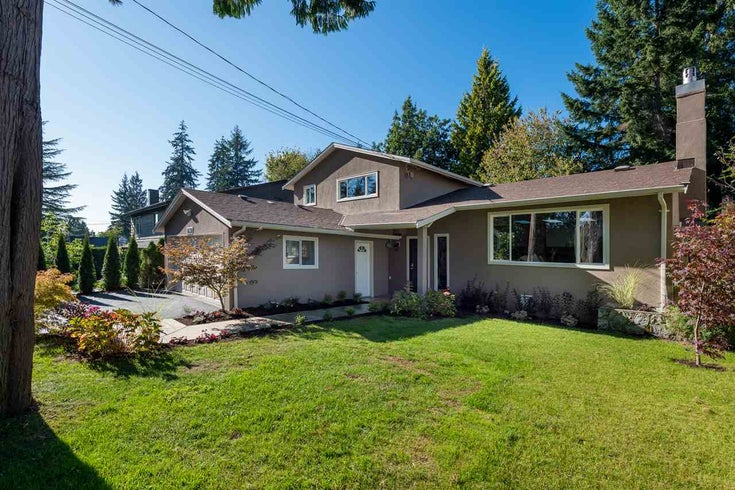 1638 LYNN VALLEY ROAD - Lynn Valley House/Single Family for sale, 4 Bedrooms (R2507092)