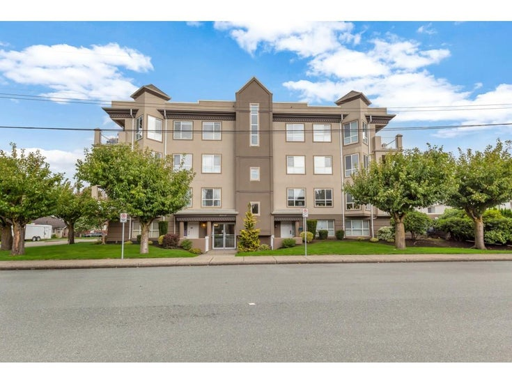 304 45773 VICTORIA AVENUE - Chilliwack N Yale-Well Apartment/Condo for sale, 1 Bedroom (R2507129)