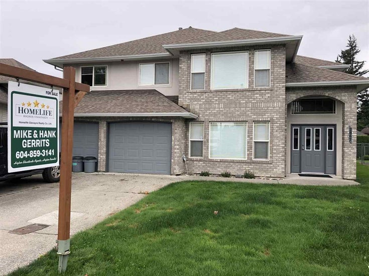 2867 BLACKHAM DRIVE - Abbotsford East House/Single Family for sale, 5 Bedrooms (R2507136)