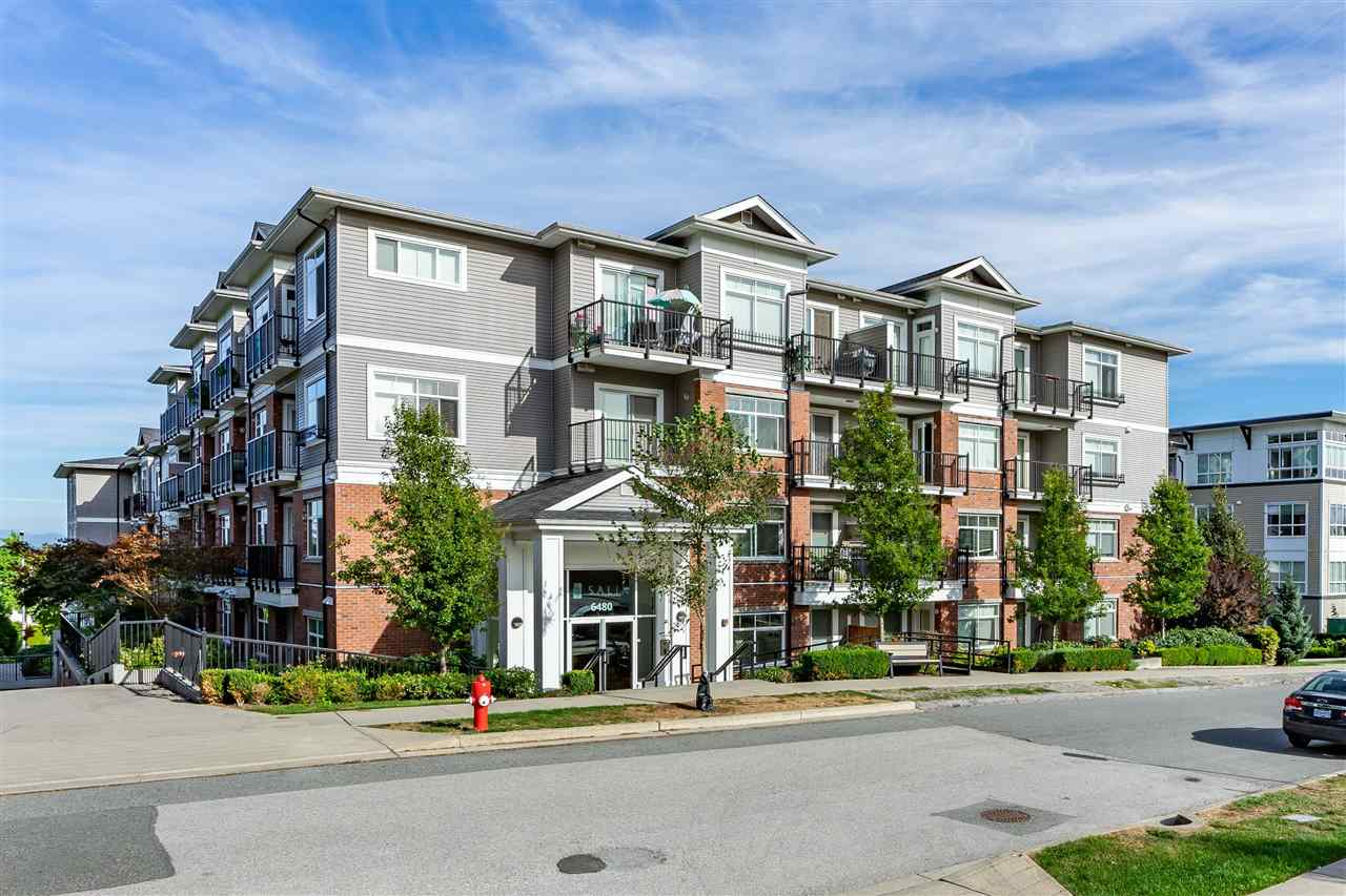 406 6480 195A STREET - Clayton Apartment/Condo for sale, 1 Bedroom (R2507185) - #1