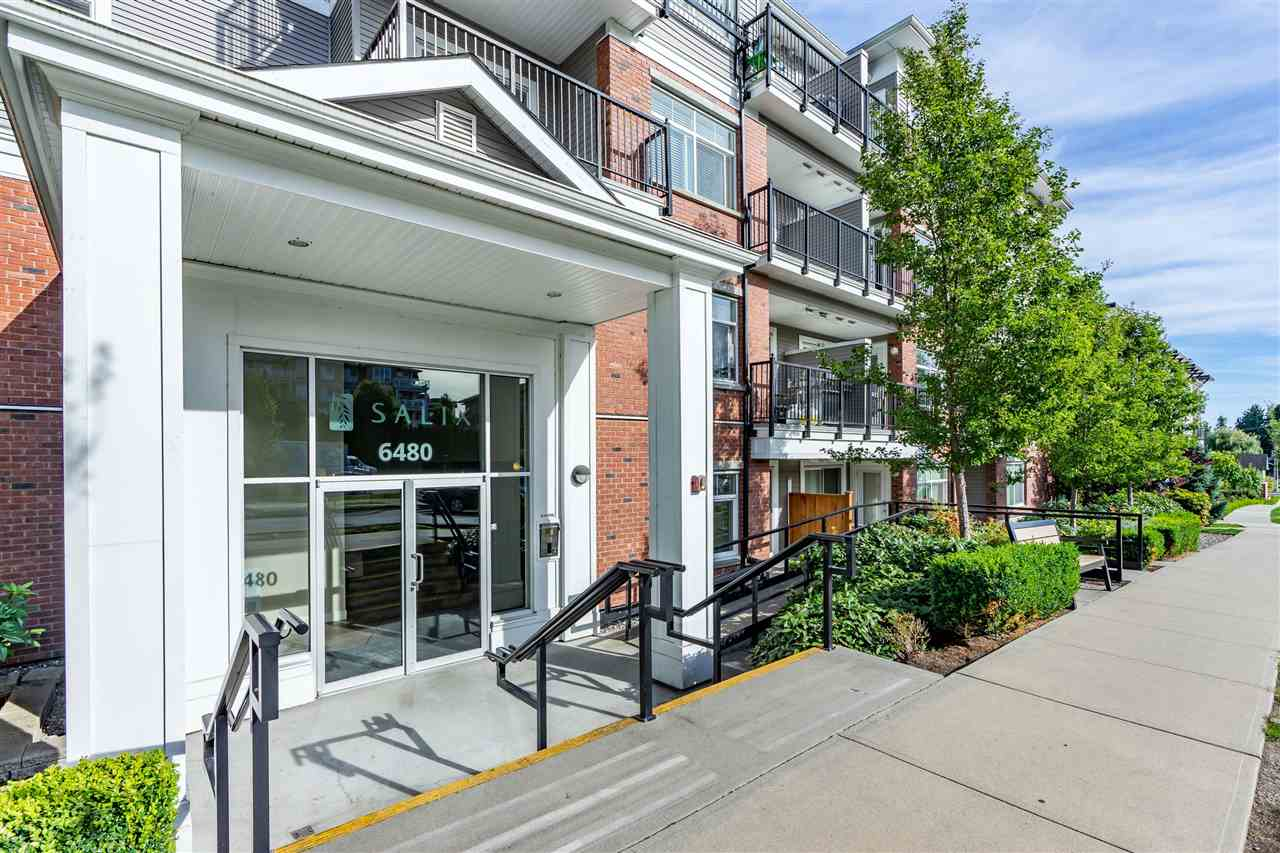 406 6480 195A STREET - Clayton Apartment/Condo for sale, 1 Bedroom (R2507185) - #2