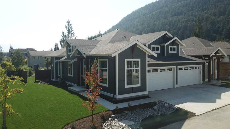 22 628 MCCOMBS DRIVE - Harrison Hot Springs 1/2 Duplex for sale, 2 Bedrooms (R2507203)