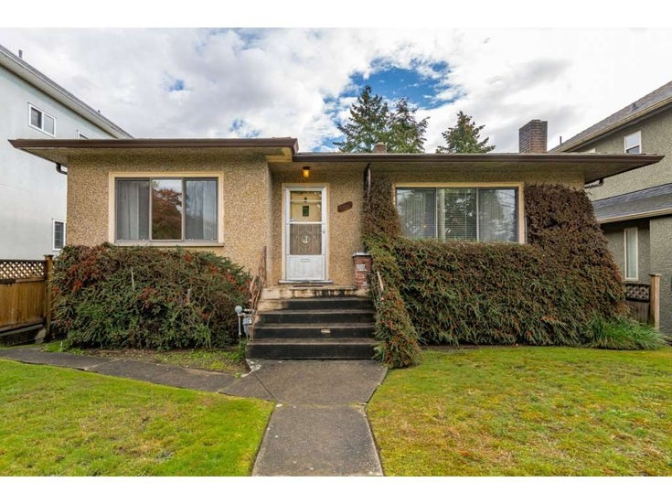 7816 ONTARIO STREET - South Vancouver House/Single Family for sale, 2 Bedrooms (R2507207)