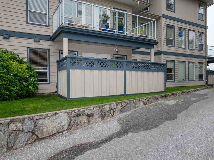106 5768 MARINE WAY - Sechelt District Apartment/Condo for sale, 2 Bedrooms (R2507280)