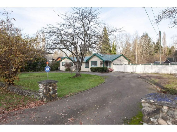 23231 34A AVENUE - Campbell Valley House with Acreage for sale, 3 Bedrooms (R2507295)