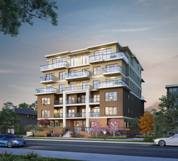 401 2331 KELLY AVENUE - Central Pt Coquitlam Apartment/Condo for sale, 1 Bedroom (R2507314)