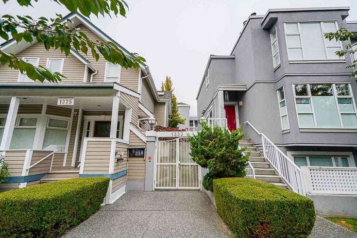 309 1333 W 7TH AVENUE - Fairview VW Apartment/Condo for sale, 2 Bedrooms (R2507318)