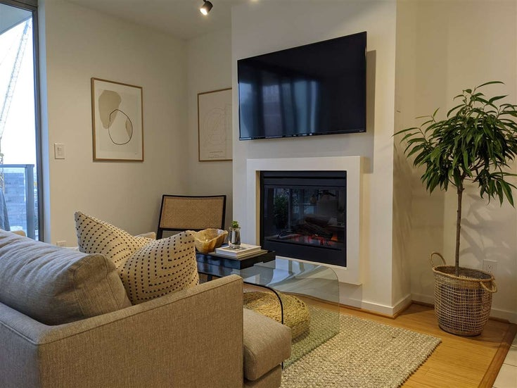 1607 1225 RICHARDS STREET - Downtown VW Apartment/Condo for sale(R2507466)