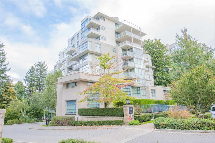 505 9262 UNIVERSITY CRESCENT - Simon Fraser Univer. Apartment/Condo for sale, 1 Bedroom (R2507476)