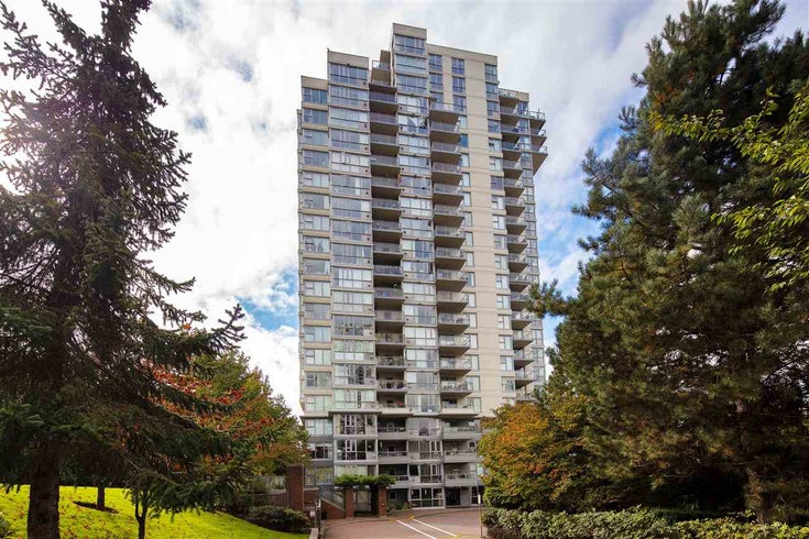 1504 235 GUILDFORD WAY - North Shore Pt Moody Apartment/Condo for sale, 2 Bedrooms (R2507529)