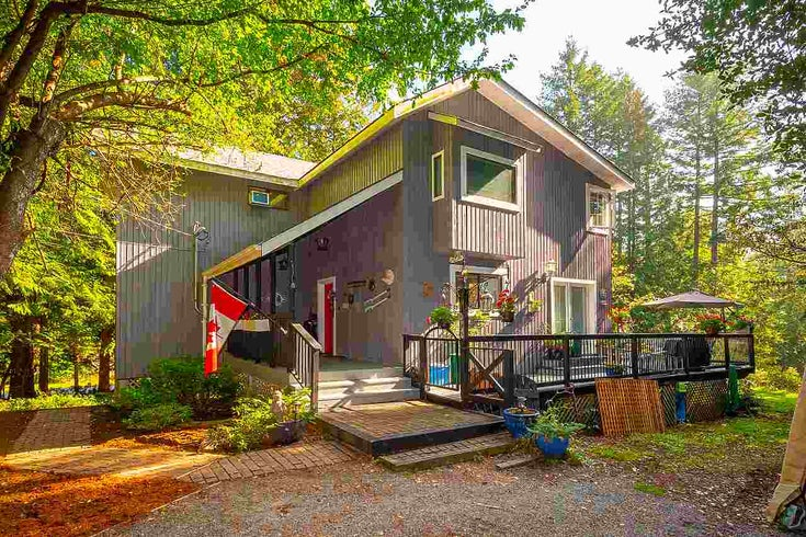 1247 MILLER ROAD - Bowen Island House/Single Family for sale, 3 Bedrooms (R2507565)