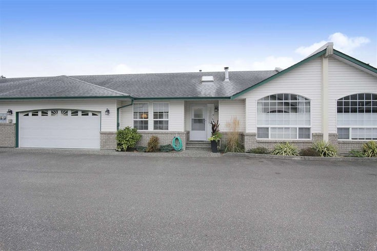 9 45160 SOUTH SUMAS ROAD - Sardis West Vedder Rd Townhouse for sale, 2 Bedrooms (R2507647)