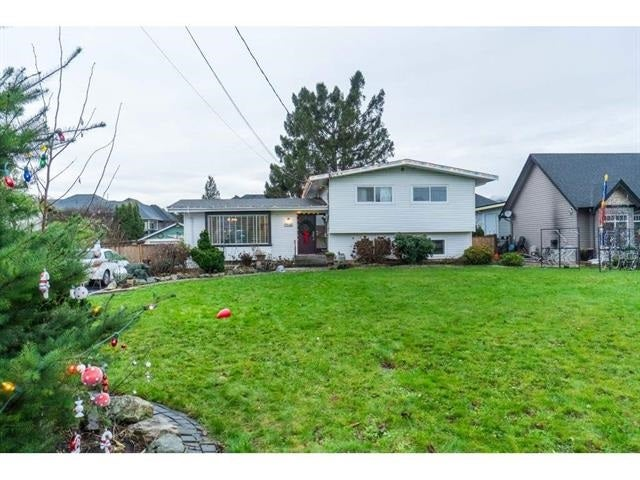 7345 LEARY CRESCENT - Sardis West Vedder Rd House/Single Family for sale, 3 Bedrooms (R2507655)