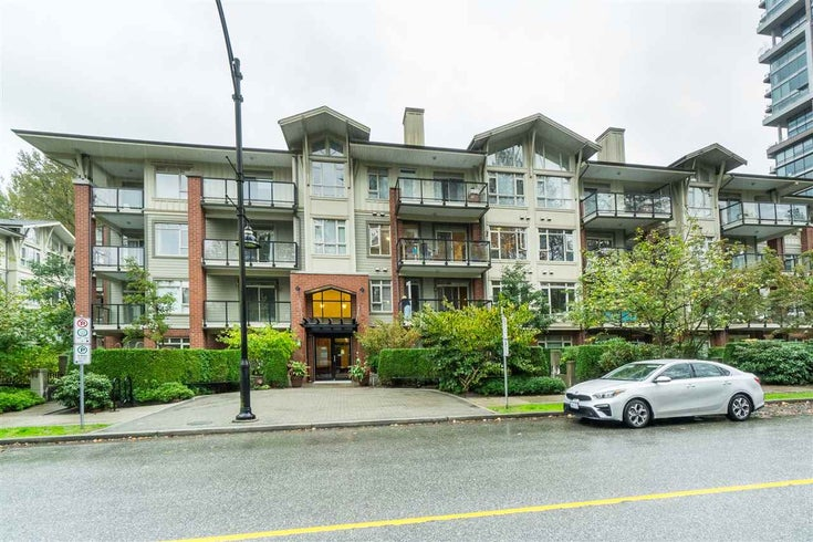 311 200 CAPILANO ROAD - Port Moody Centre Apartment/Condo for sale, 2 Bedrooms (R2507658)