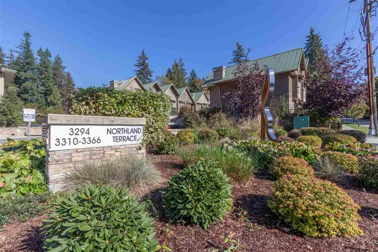 3354 MT SEYMOUR PARKWAY - Northlands Townhouse for sale, 3 Bedrooms (R2507705)