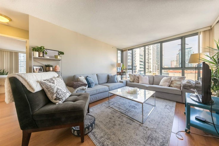 1006 930 CAMBIE STREET - Yaletown Apartment/Condo for sale, 2 Bedrooms (R2507725)
