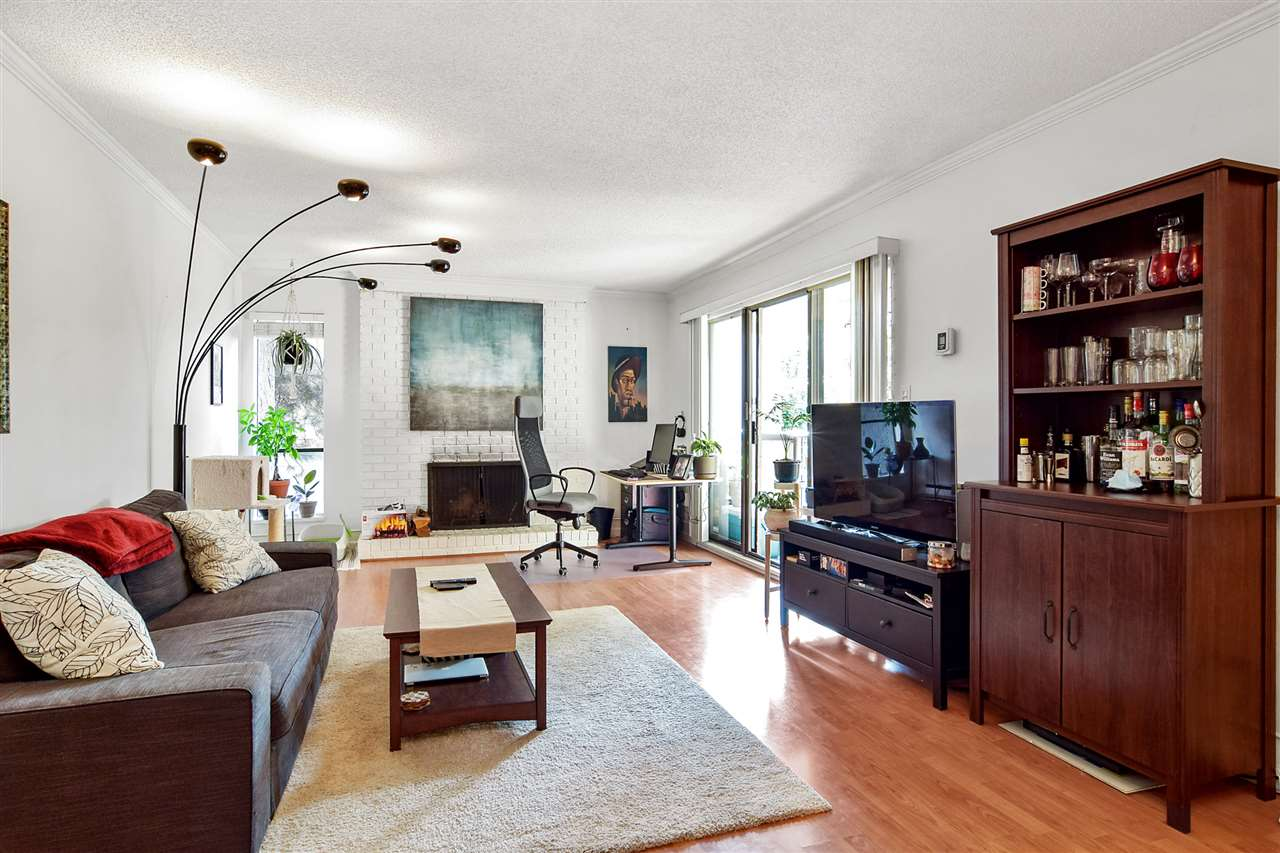 408 1234 PENDRELL STREET - West End VW Apartment/Condo for sale, 1 Bedroom (R2507729) - #1