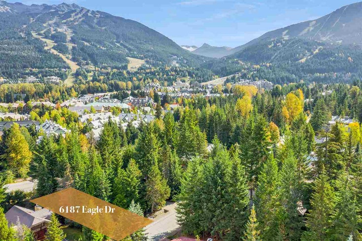 6187 EAGLE DRIVE - Whistler Cay Heights  for sale(R2507740)