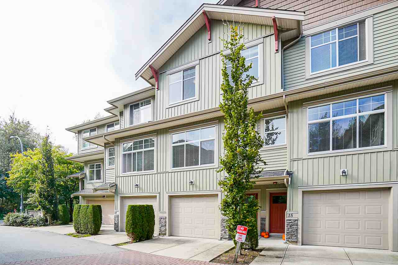 16 20967 76 AVENUE - Willoughby Heights Townhouse for sale, 3 Bedrooms (R2507748)
